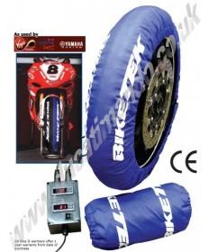 BikeTek Digital Pro tyre warmers (Superbike size)