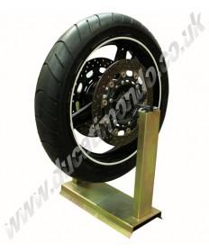 BikeTek Portable Motorcycle Wheel Balancer