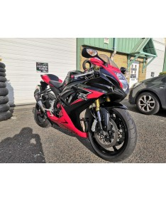Suzuki GSX-R 750 Yoshimura special addition 64 plate Only 4,507 miles