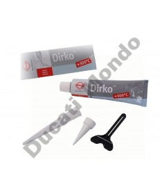 Elring Dirko grey RTV instant gasket sealant compound 70ml 036.163 equivalent to ThreeBond TB1215