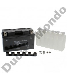 6-On YT7B-BS Motorcycle Battery for Ducati Panigale 899 959 V4 1199 1299 YT7BBS