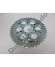 Esjot Sprockets 41 tooth 525 pitch steel rear sprocket for Ducati 1098 1198 Streetfighter 1100 S Diavel 50-29039-41
