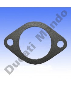 Athena exhaust gasket for Aprilia RS 125 97-12 inc Tuono Extrema Replica RS125 MX SX RX 125 AF1 Rotax 122 & 123