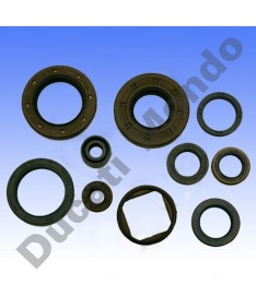 Athena engine oil seal gasket kit for Cagiva Mito 125 Sports Mk1 Mk2 Evo 1 & 2 SP525 Raptor Planet Supercity W8