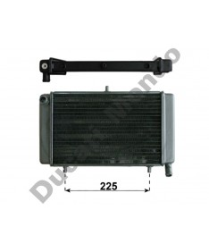 Frigair water coolant radiator for Aprilia RS125 92-13 Tuono 125 03.04 0150.3007 equivalent to AP8102704