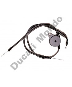 Throttle cable Genuine Aprilia OEM for RS125 96-13 all models RS 125 inc splitter