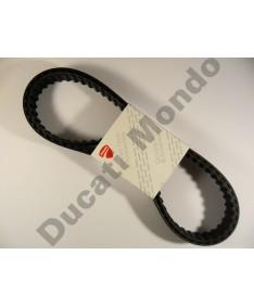 Genuine Ducati OEM cam timing belts pair set Monster Supersport 400 600 750 91-97 92 93 94 95 96 066029090
