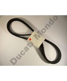 Genuine Ducati OEM pair 95 tooth cam timing belts 748 851 888 916 996 S SP SPS Strada 73710091A