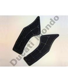 Genuine Ducati OEM Air filter pair set for Ducati 748, 916, 996, 998 42620021A 42620031A