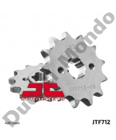 13 tooth front sprocket JT to fit Aprilia RS4 125 12-17 Tuono 19 RX SX 18-19 RS125 4T 17-19 JTF712.13