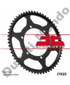 60 tooth rear sprocket JT for Aprilia RS4 125 11-17 Tuono 125 17-19 RS125 4T 17-19 JTR25.60