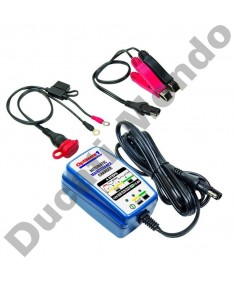 OptiMate 1 Duo 0.6A Lead Acid & Lithium motorcycle battery charger OPC001D
