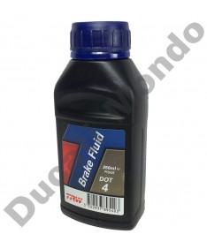 TRW Lucas hydraulic clutch & brake fluid DOT 4 500ml PFB450