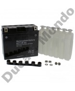 6-On YT12BBS High Performance Motorcycle Battery YT12B-BS for Ducati with acid pack