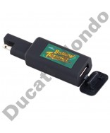 Battery Tender QDC USB motorcycle charger plug Smartphone GPS Camera device