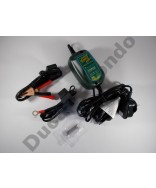 Battery Tender waterproof 800 MA Lithium charger alligator clips ring terminal