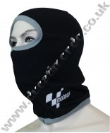 MotoGP Official licensed 100% cotton thermal balaclava featuring emboidered logo motorcycle head neck scarf warmer